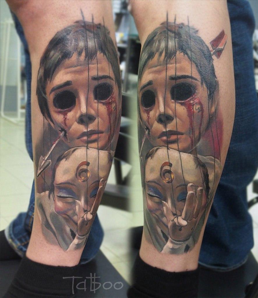 tatboo art 14 foto tattoo татуировки