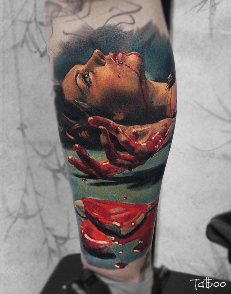 tatboo art 5 foto tattoo татуировки