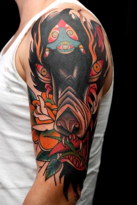 wolf tattoo 25 foto tattoo татуировки