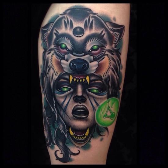 wolf tattoo 26 foto tattoo татуировки