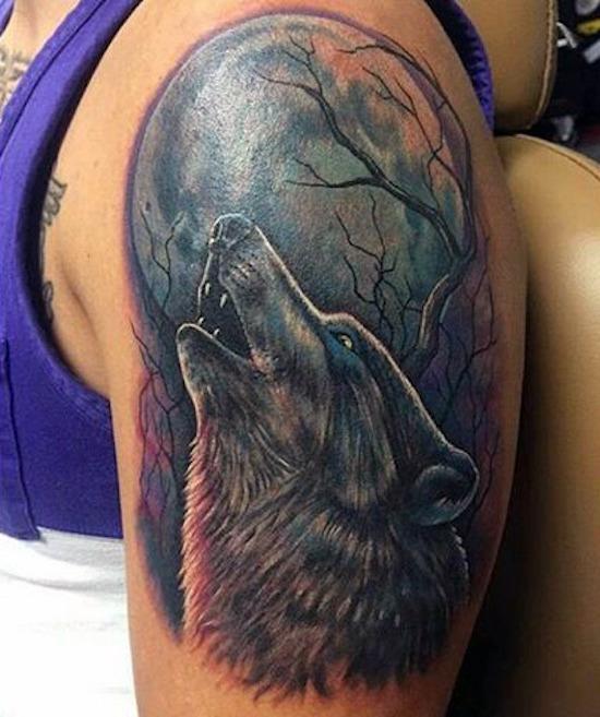 wolf tattoo 28 foto tattoo татуировки