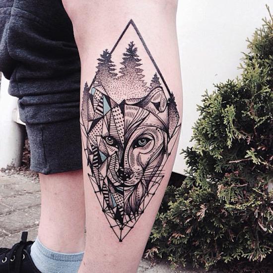 wolf tattoo 32 foto tattoo татуировки