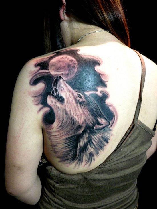 wolf tattoo 35 foto tattoo татуировки