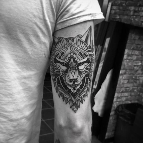 wolf tattoo 37 foto tattoo татуировки