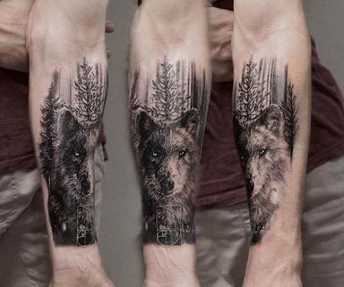 wolf tattoo 75 foto tattoo татуировки