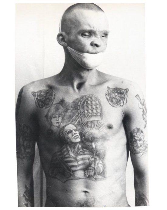 Russian Criminal Tattoo 11 550x688 1 foto tattoo татуировки