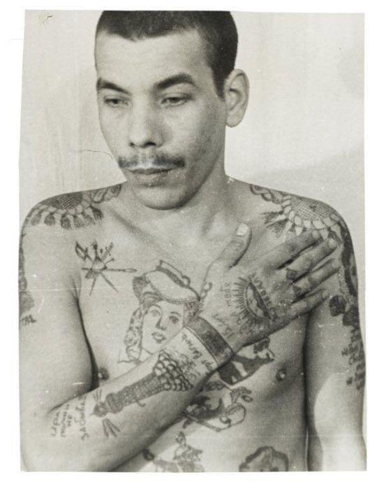 Russian Criminal Tattoo 12 550x689 1 foto tattoo татуировки