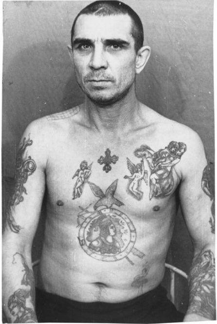 криминальная татуировка