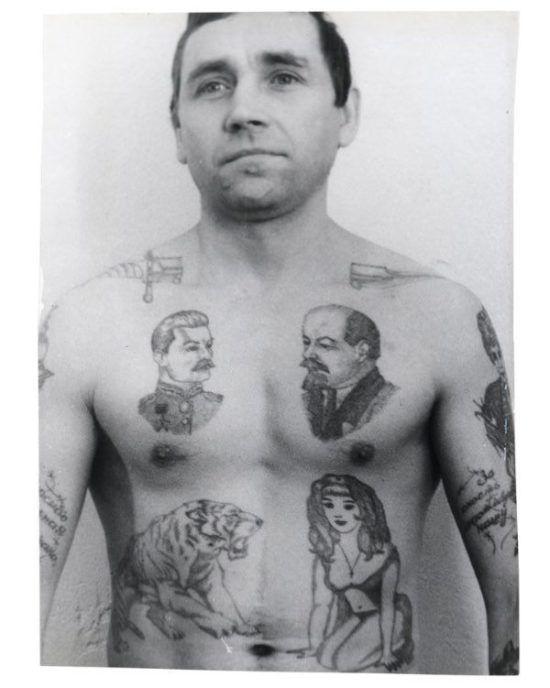 Russian Criminal Tattoo 9 550x688 1 foto tattoo татуировки