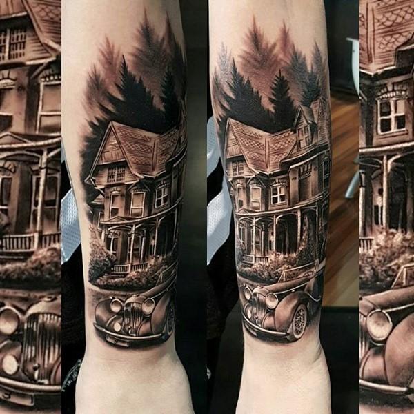 tatu les 27 foto tattoo татуировки