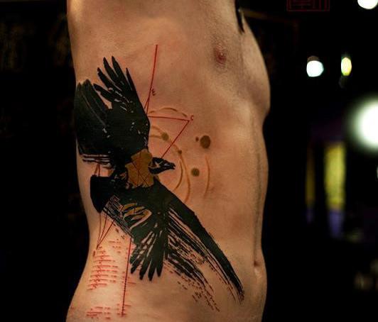 tatu na boku 19 foto tattoo татуировки