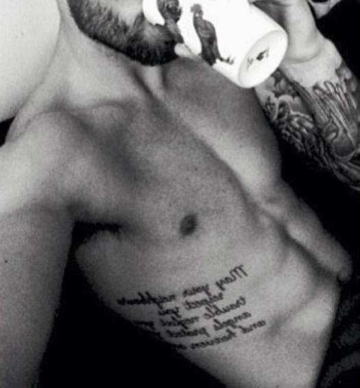 tatu na boku 32 foto tattoo татуировки