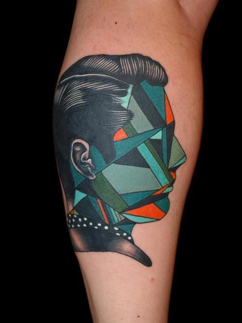 glitch tattoo 15 foto tattoo татуировки