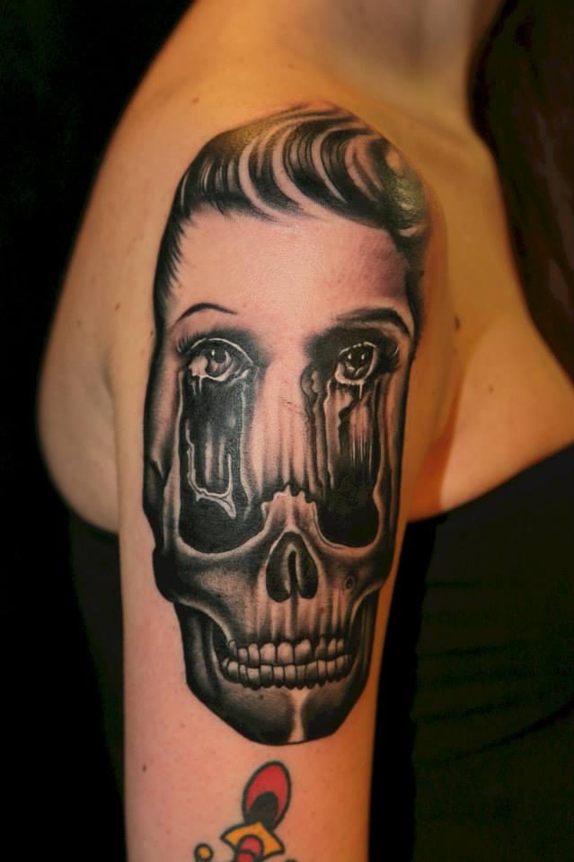 glitch tattoo 18 foto tattoo татуировки
