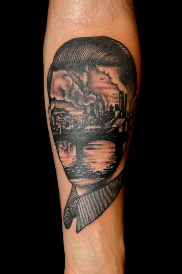 glitch tattoo 20 foto tattoo татуировки