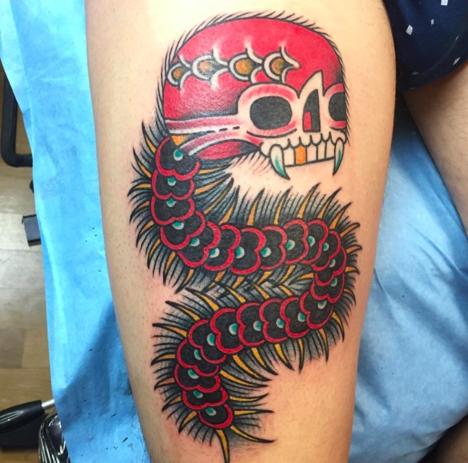 Old school Deno onTattoo 13 foto tattoo татуировки
