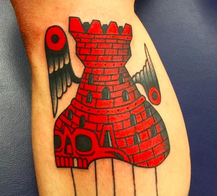 Old school Deno onTattoo 27 foto tattoo татуировки