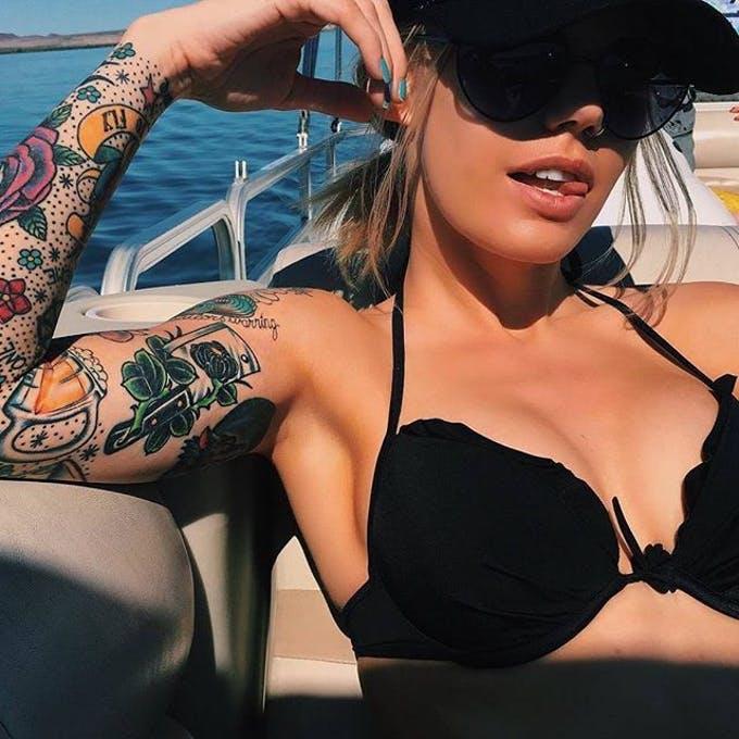 girl photo tattoo 29 foto tattoo татуировки