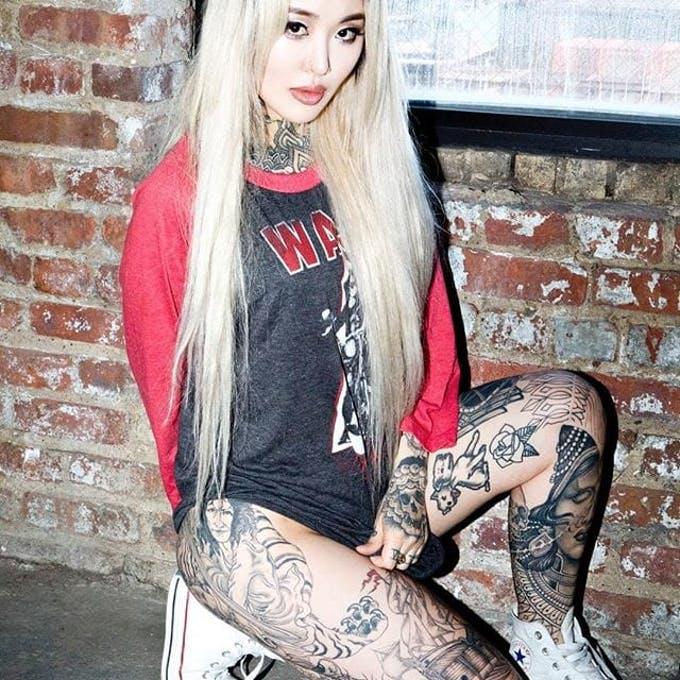 girl photo tattoo 30 foto tattoo татуировки