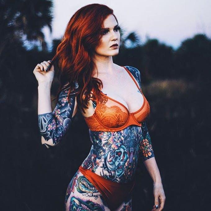 girl photo tattoo 31 foto tattoo татуировки