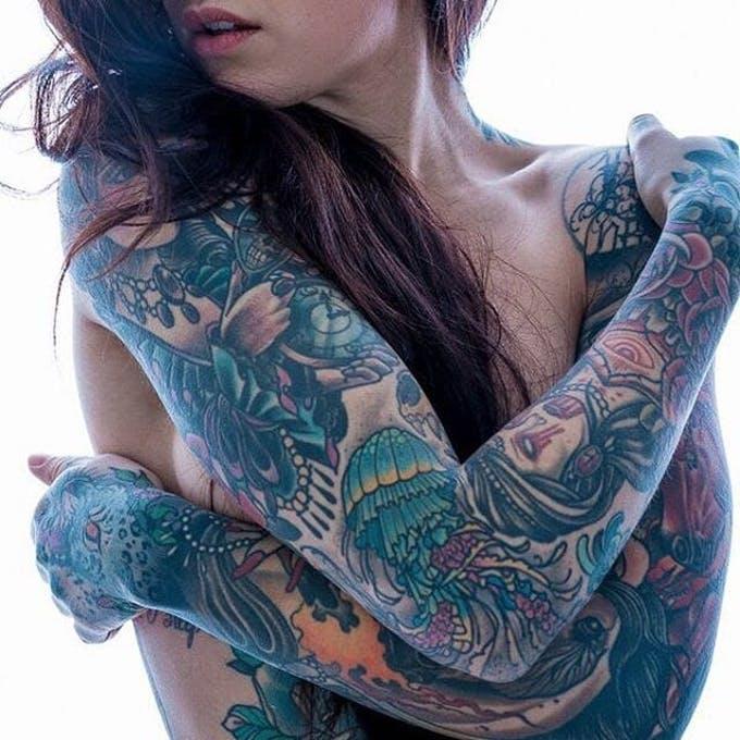 girl photo tattoo 38 foto tattoo татуировки