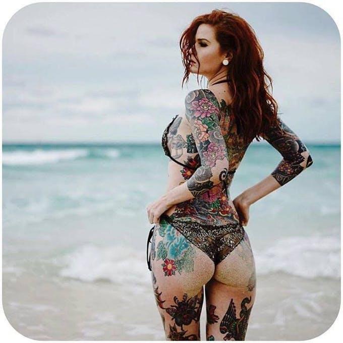girl photo tattoo 39 foto tattoo татуировки