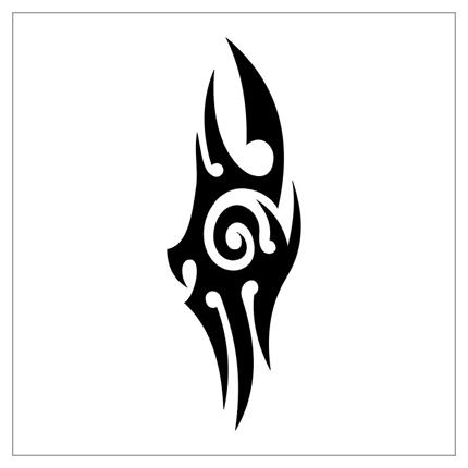 sketch tattoo tribal 11 foto tattoo татуировки