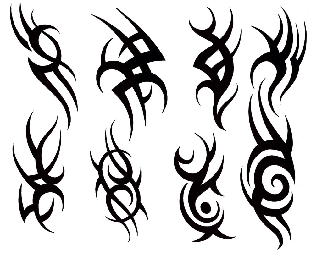 sketch tattoo tribal 3 foto tattoo татуировки