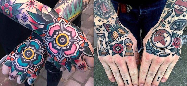 tattoo traditional foto tattoo татуировки