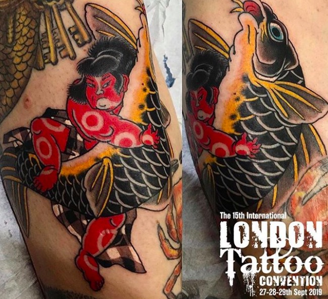 London Tattoo Convention 2019