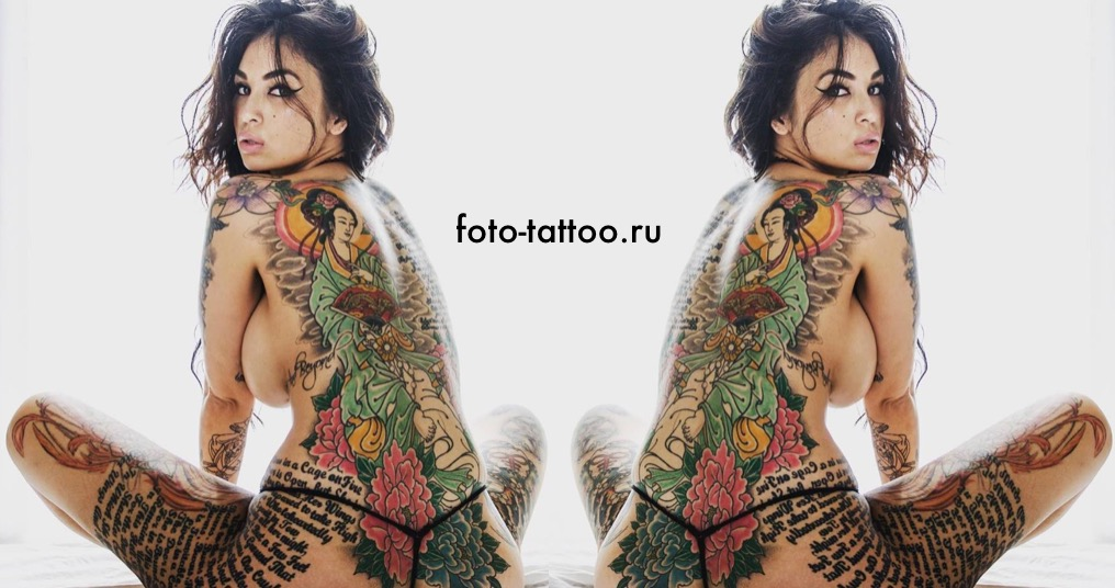 sexy tattoo for girl foto tattoo татуировки