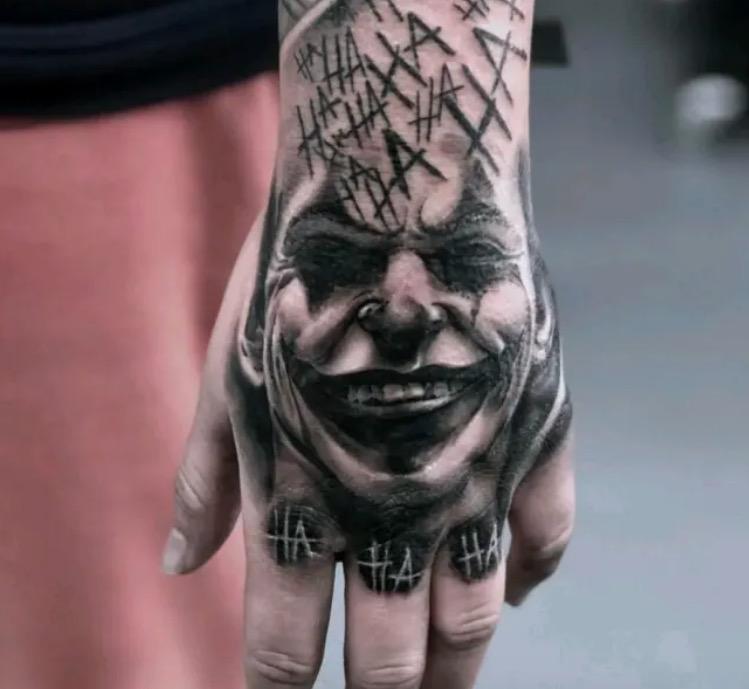 joker Tattoo foto 10 foto tattoo татуировки