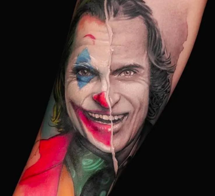 joker Tattoo foto 11 foto tattoo татуировки