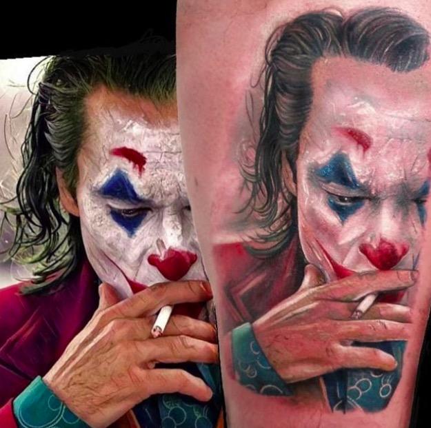 joker Tattoo foto 13 foto tattoo татуировки