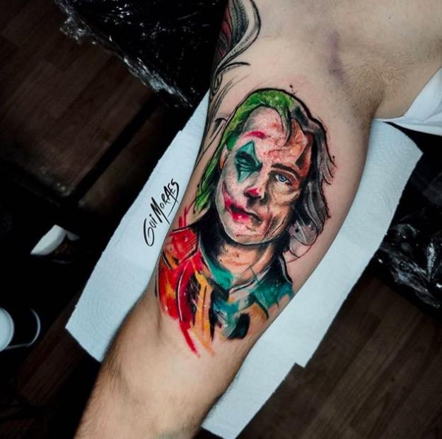 joker Tattoo foto 16 foto tattoo татуировки