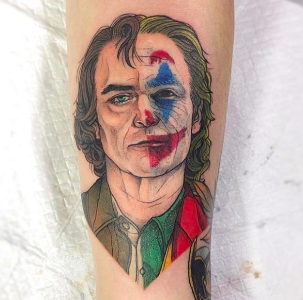 joker Tattoo foto 17 foto tattoo татуировки