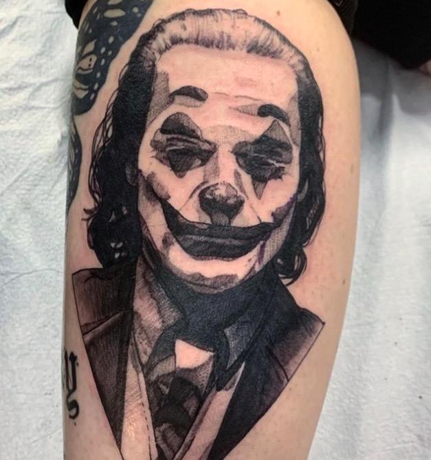 joker Tattoo foto 19 foto tattoo татуировки