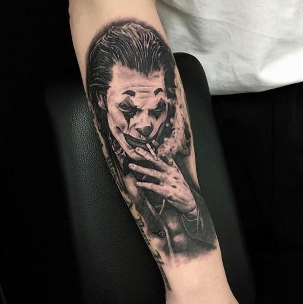 joker Tattoo foto 20 foto tattoo татуировки