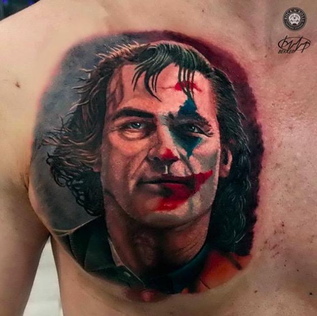 joker Tattoo foto 22 foto tattoo татуировки