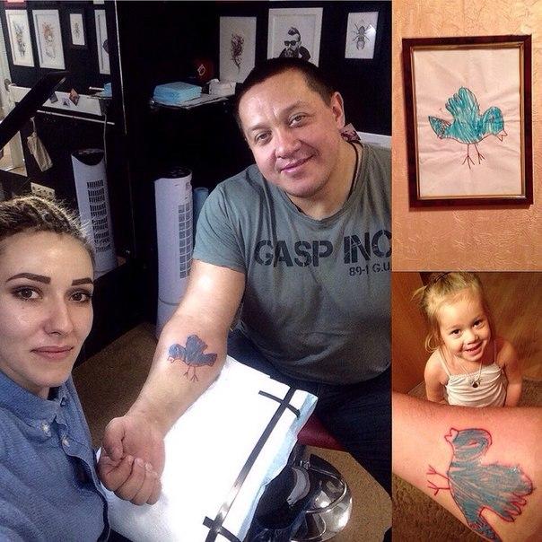 koklyaev tatu 1 foto tattoo татуировки