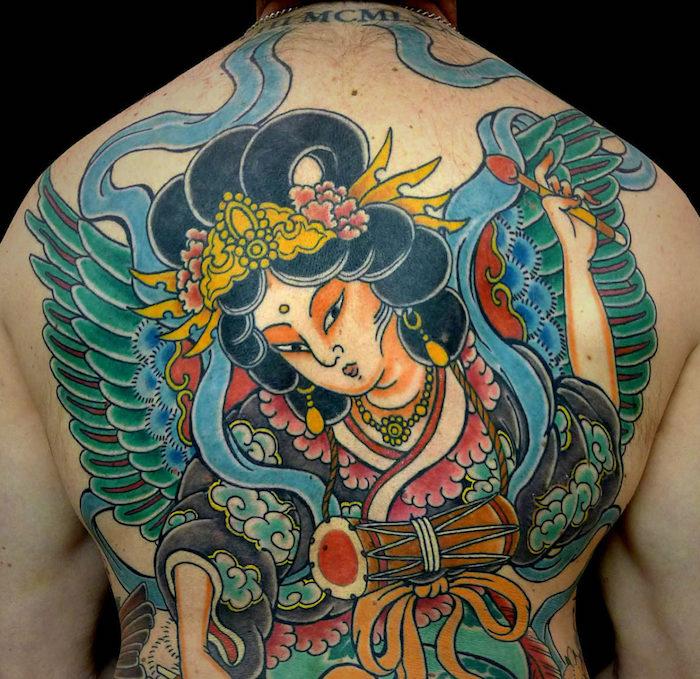 japanese tatu foto 11