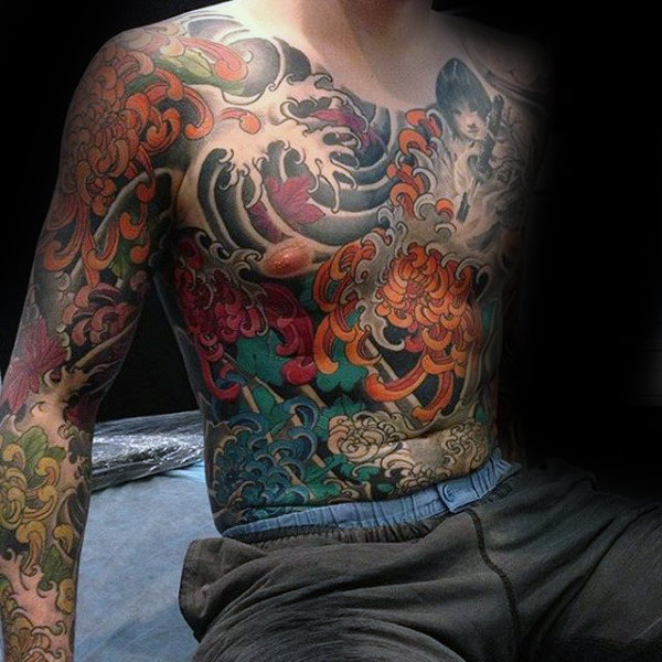 japanese tatu foto 19