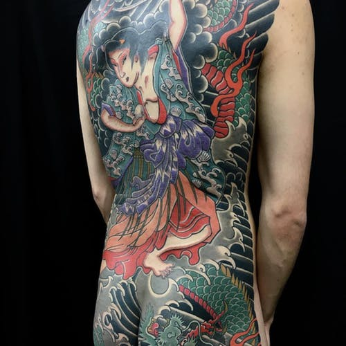 japanese tatu foto 21