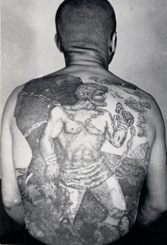 zk tatu ussr 1 foto tattoo татуировки