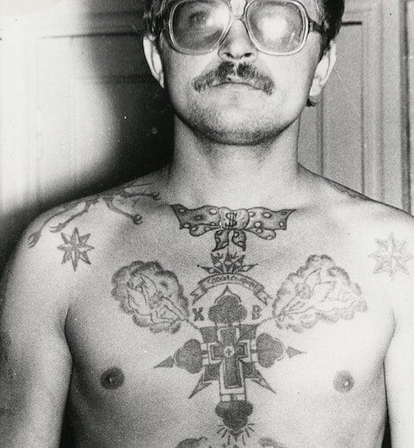 zk tatu ussr 3 foto tattoo татуировки