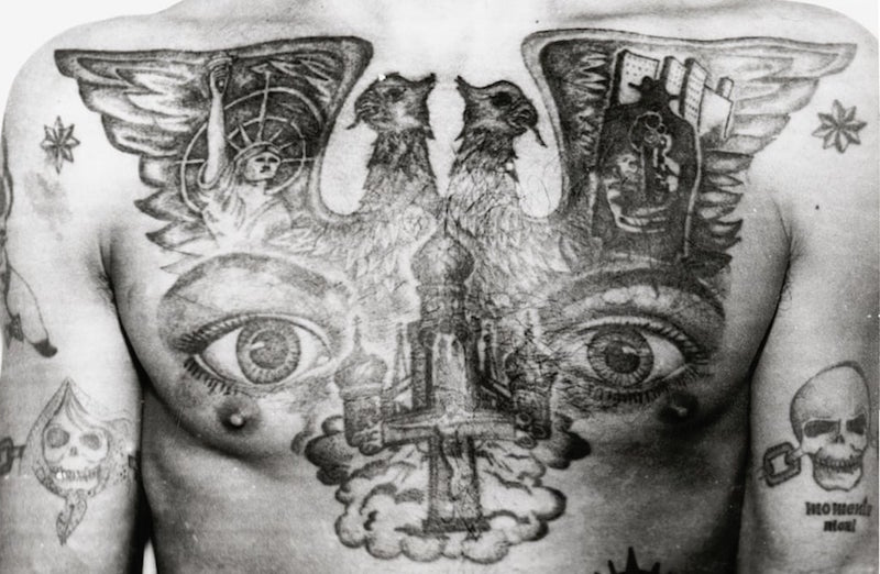 zk tatu ussr 9 foto tattoo татуировки