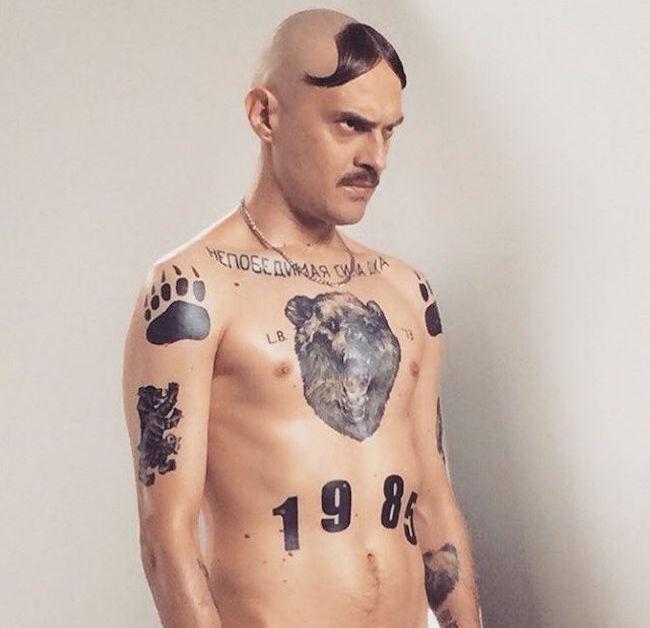 Little Big: Татуировки Ильи Прусикина