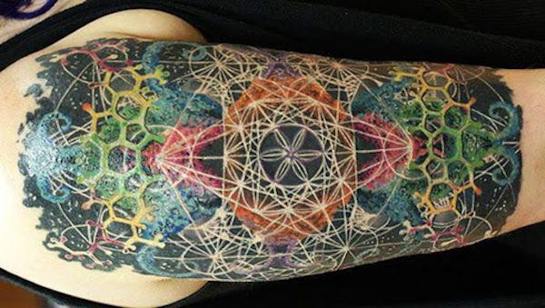 geometriya tatu foto 12 foto tattoo татуировки