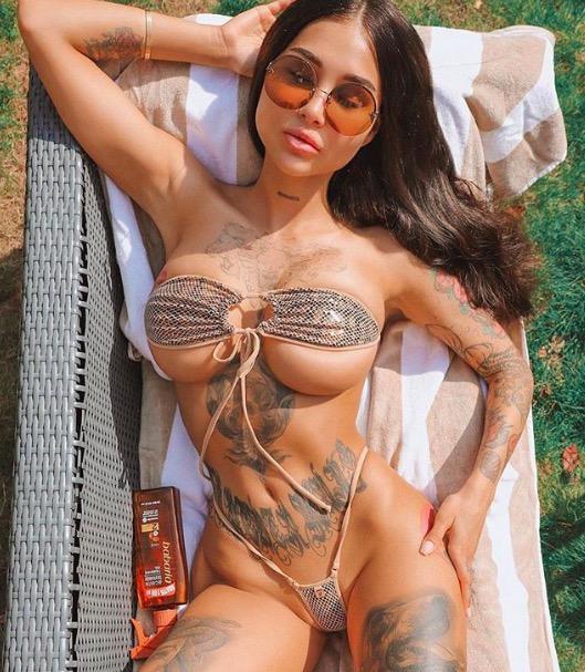 sexy bikini tattoo foto 10 foto tattoo татуировки
