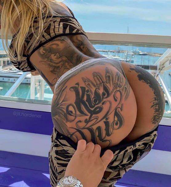 sexy bikini tattoo foto 11 foto tattoo татуировки